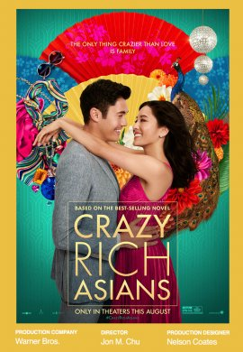 Crazy Rich Asians (Embed)